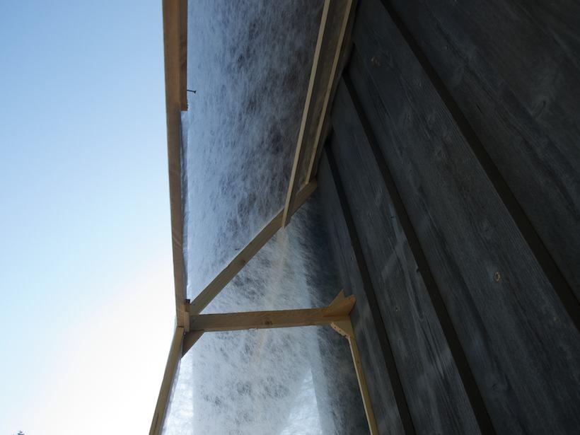 slett vegg fiberduk