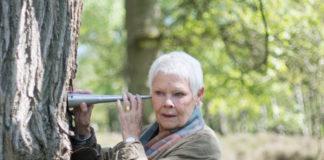 Judi Dench kjærleik for tre. Hageprogram på NRK om trær