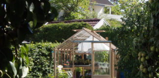 Drivhuset Classic i tre fra Juliana, selges i Norge hos Tilboligen