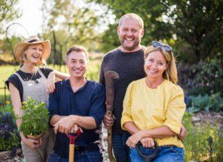 Trädgårdstider 219 med Pernilla, Malin, Tareq og John